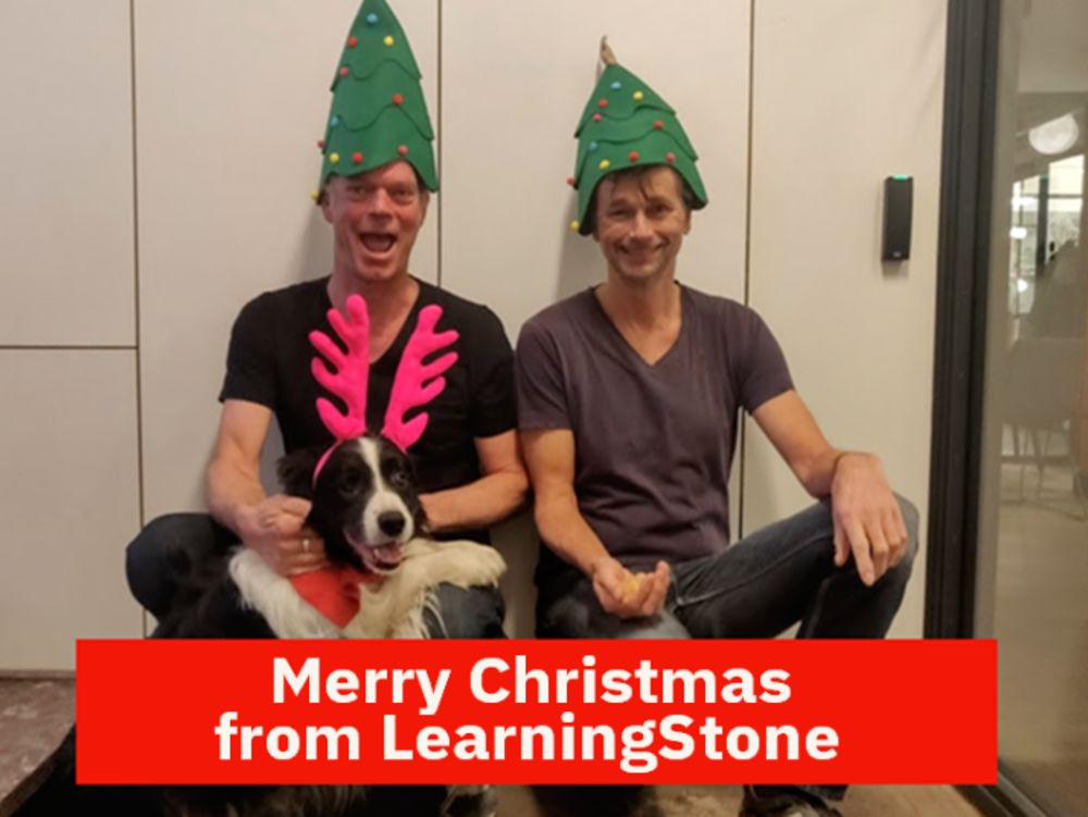 Happy Christmas from LearningStone!