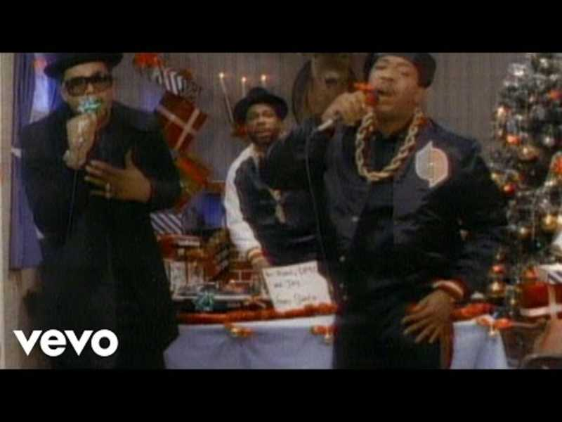 RUN-DMC - Christmas In Hollis (Video)