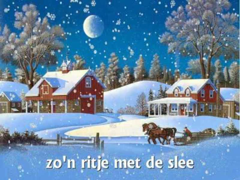 "♪ Kerstliedje: ""Jingle bells"" met tekst!"