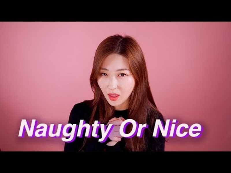 Korean Christmas Song 'Naughty Or Nice' (Santan Claus is Coming to Town Korean Version)