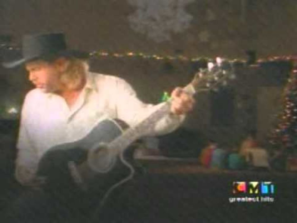 Toby Keith - Santa I'm Right Here