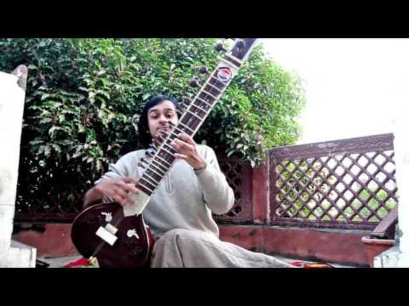 We wish you a Merry Christmas - Indian Sitar version