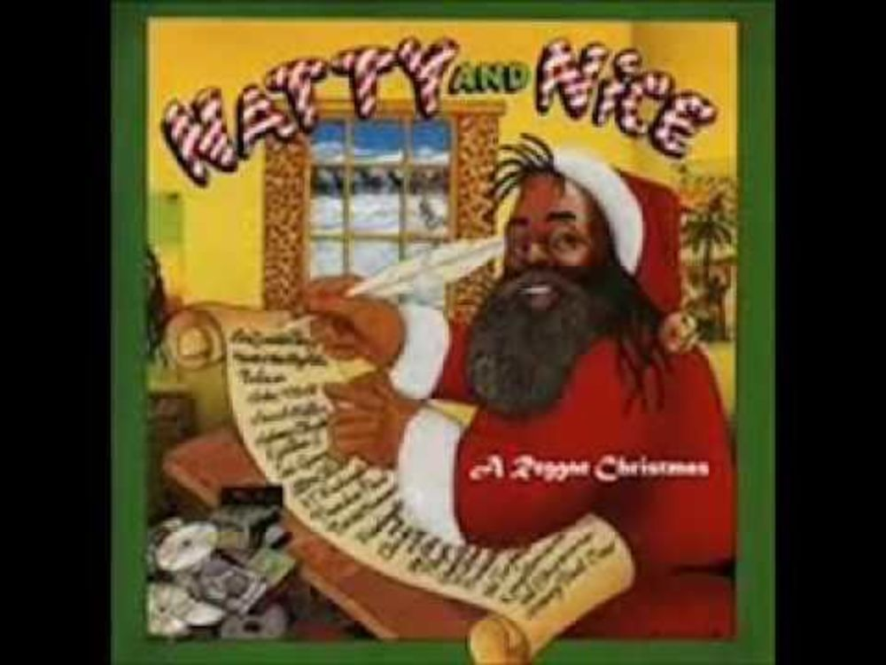 Mikey Dread - Reggae Reggae Christmas [Official Reggae Christmas Song]