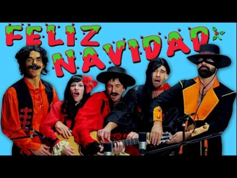 Feliz Navidad - Walk Off The Earth (From WOTE's Christmas Movie)