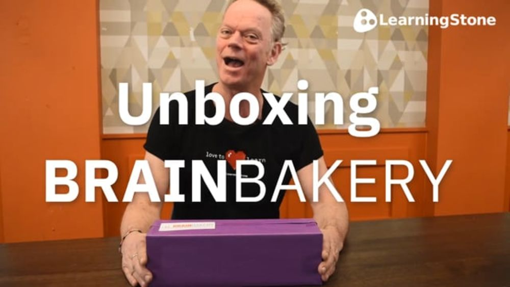 Unboxing BrainBakery