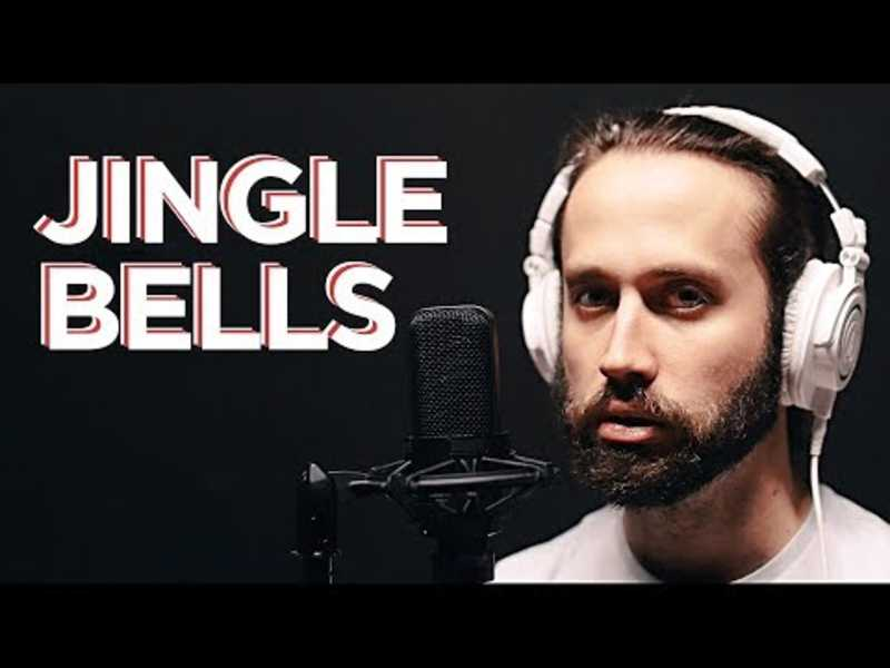 JINGLE BELLS - Metal cover.
