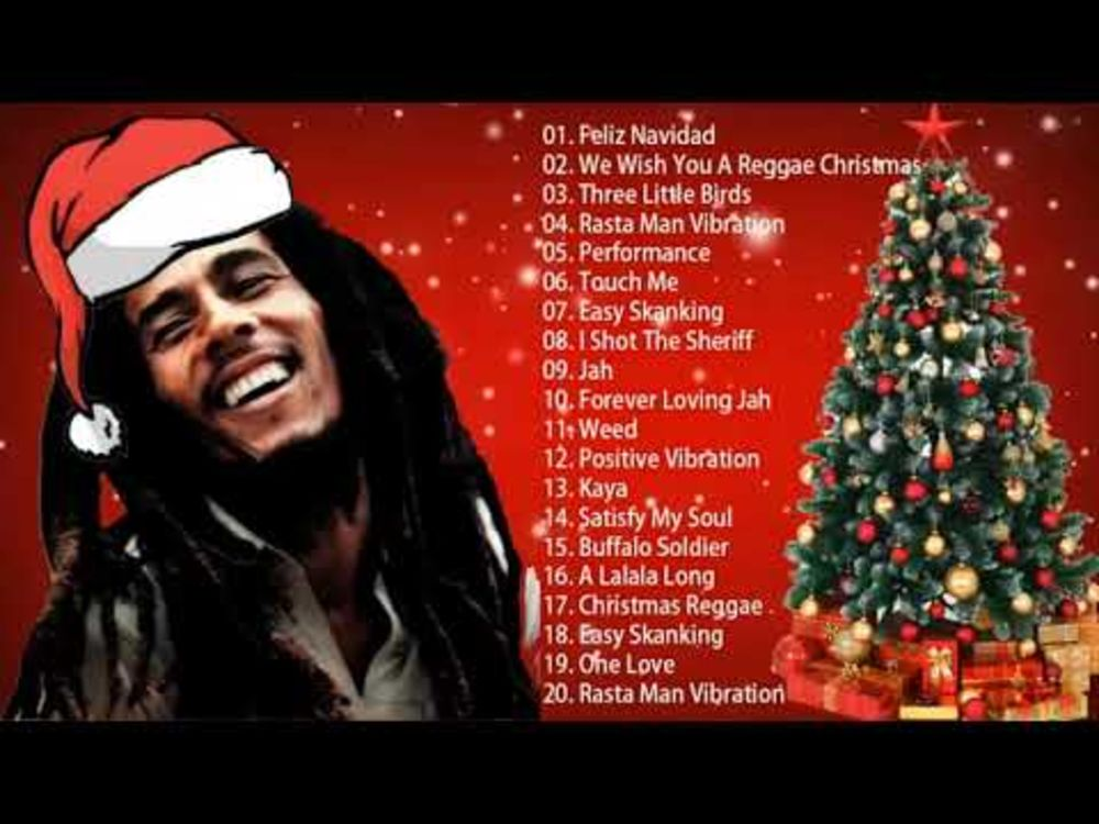 Bob Marley Christmas Songs Playlist 2018 - Bob Marley Reggea Christmas Full Album 2018